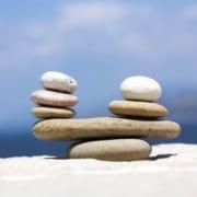 Gesundheit ist Balance