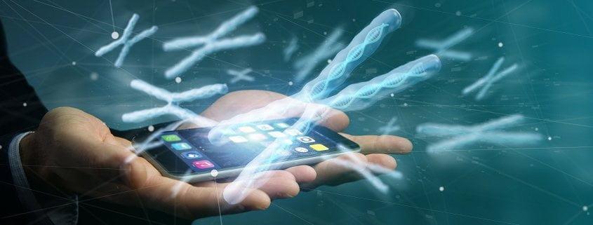 Chromosomen und Mobilfunk