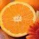 Orangen Vitamin C