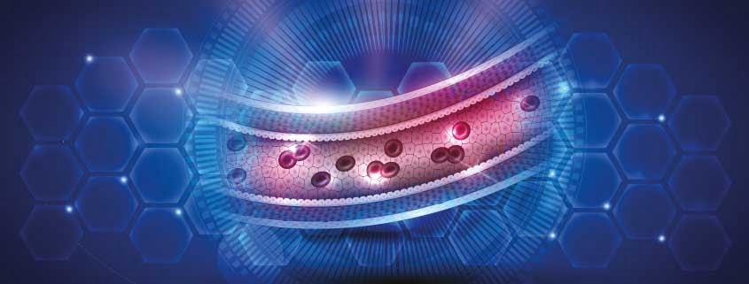 Exklusionszonen Wasser und Durchblutung
