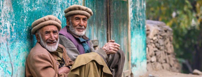 Die Hunza in Pakistan