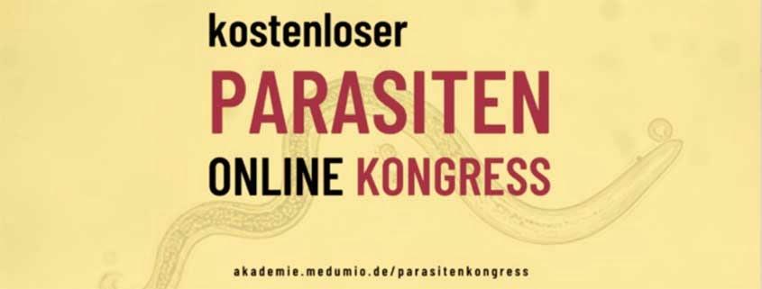 Kostenloser Parasiten Online Kongress
